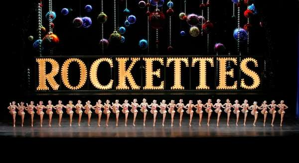 The Rockettes debut the annual