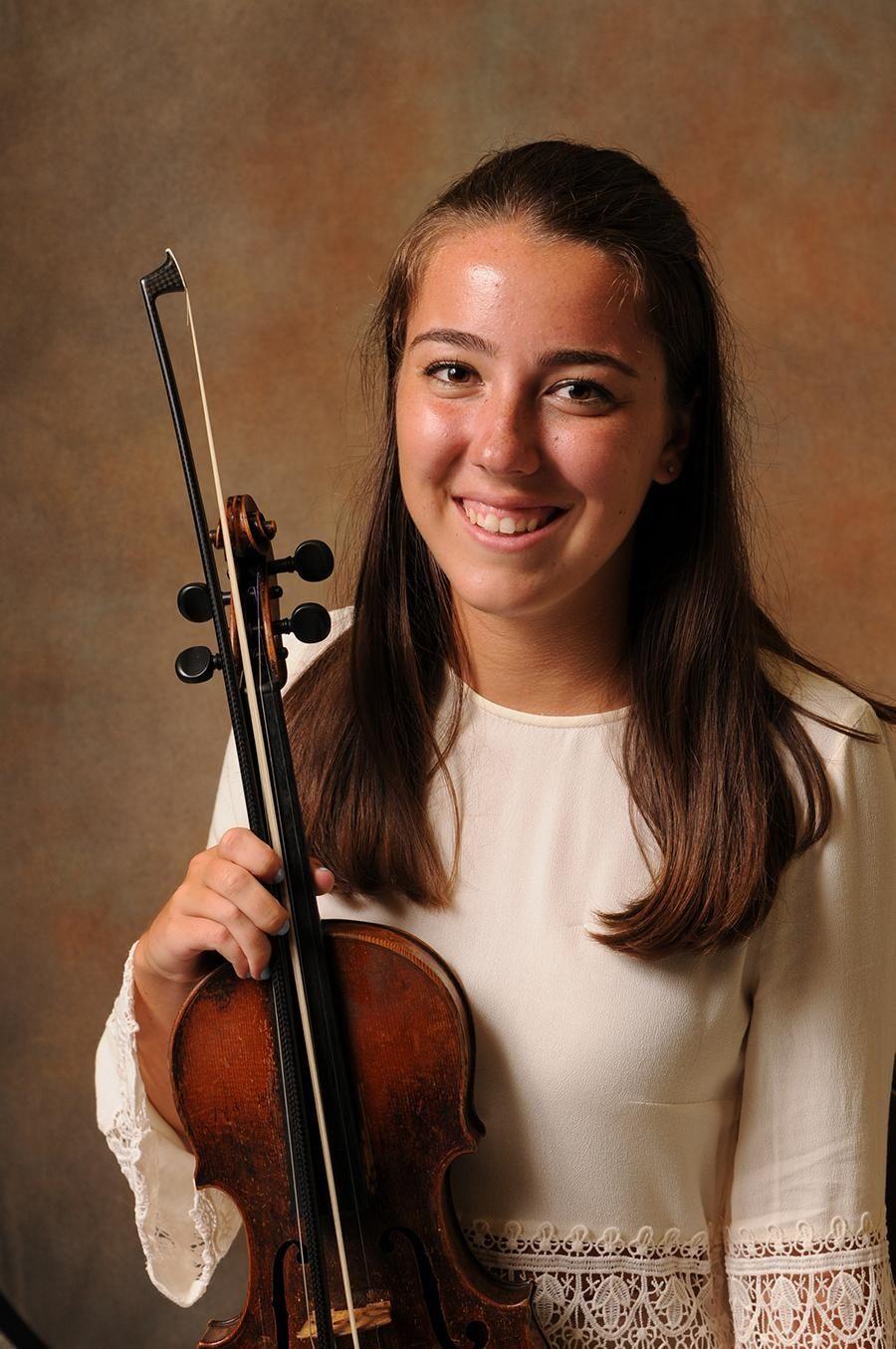 Kellenberg High School's Erin Lyons is a gifted