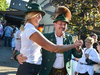 Ellen Kramer of Long Beach and Anton Hotzelsperger