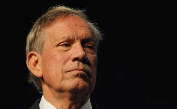 Former New York Gov. George Pataki, a candidate