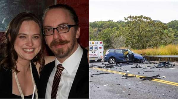 Jeremiah Grünblatt, 42, of Brooklyn, was killed and