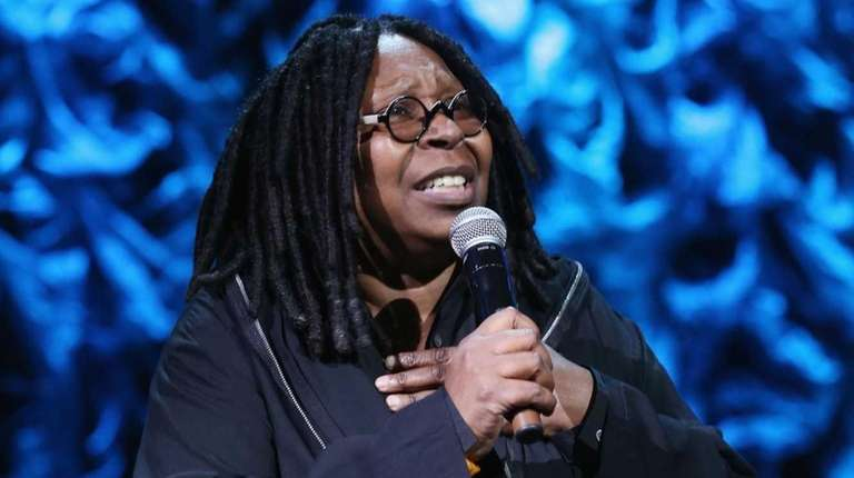 Whoopi Goldberg brings her stand-up to the Tilles
