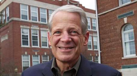 Rep. Steve Israel (D-Dix Hills) in Huntington on