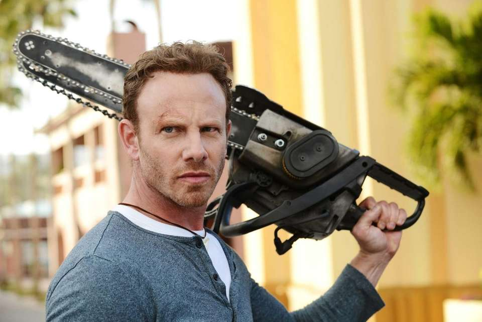 Ziering, a married dad of two girls, has