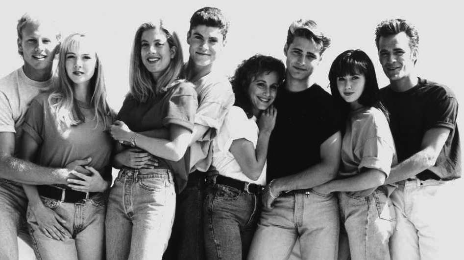 'Beverly Hills, 90210' stars then and now | Newsday
