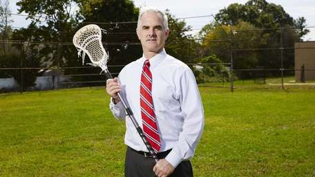Massapequa High School Assistant Principal, Michael Quigley, is