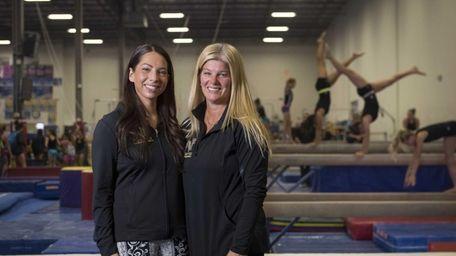 Robin Thomas-Harper, 50, and her daughter Stephanie Cassar,