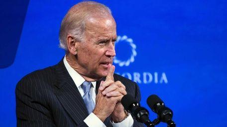Vice President Joe Biden speaks at the fifth