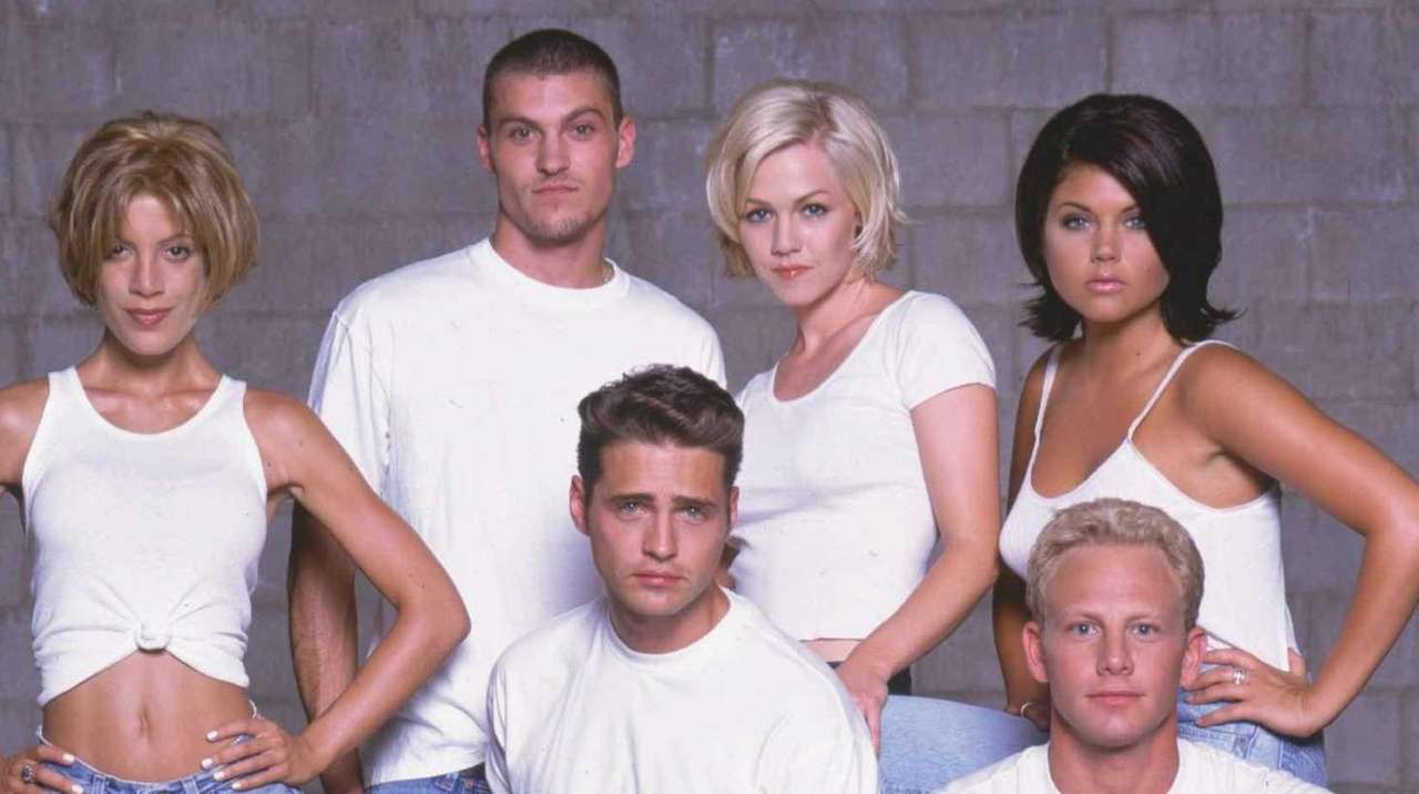 'Beverly Hills, 90210': What the critics said when it ...