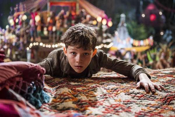 Levi Miller as Peter in