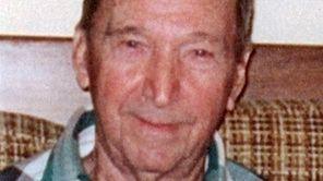 Joseph Burg Sr. died Aug. 30, 2015, at