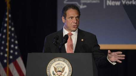 Gov. Andrew M. Cuomo nominated Basil Seggos, a