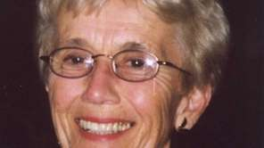 Millicent Hope Treiber died of pancreatic cancer at