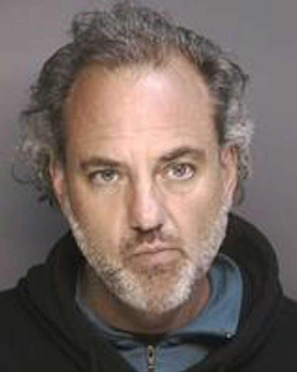 Robert Alan Vescio was arrested at the Hyatt