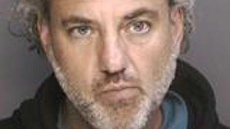 Robert Alan Vescio was arrested at the Hyatt