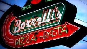 Borrelli's, an Italian restaurant celebrating its 60th anniversary