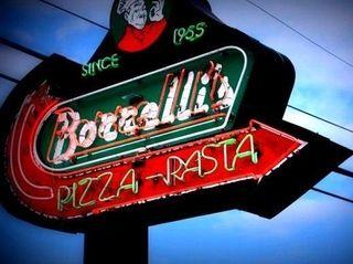 Borrelli's, an Italian restaurant celebrating its 60th anniversary