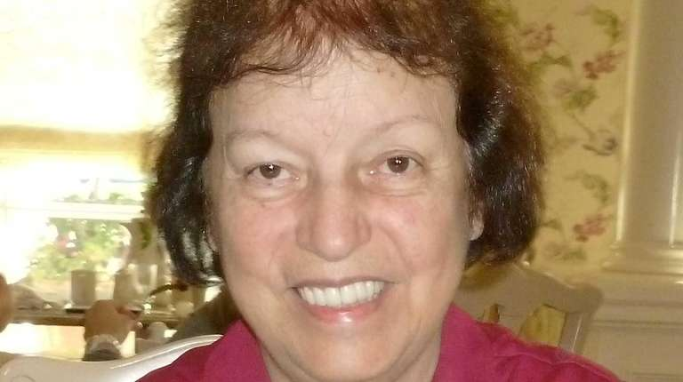 Ines Dougherty of Freeport, who died Thursday, Oct.
