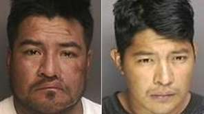 Antonio Chin, 35, of Riverhead, and Jaime R.