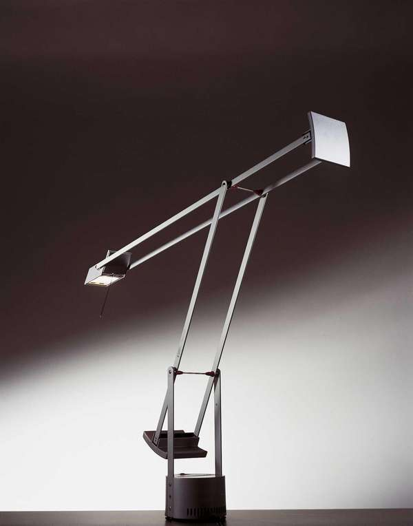Tizio lamp, Contemporary lighting company Artemide is holding