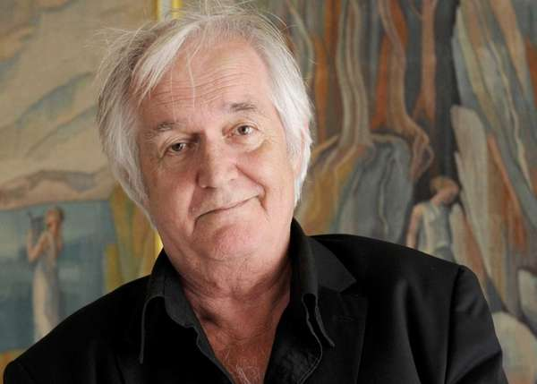 Henning Mankell, the Swedish crime author who created