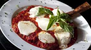 Pulcinella in Massapequa and more spots serving great
