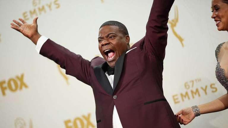 Actor and comedian Tracy Morgan on Sept. 20,