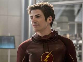 Grant Gustin as Barry Allen/The Flash in