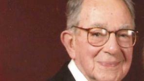Howard Bauman, a World War II veteran, Boy