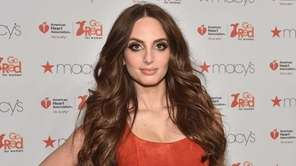 Alexa Ray Joel attends the Go Red For