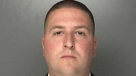 Patrick K. McCall, 31, of Center Moriches, the
