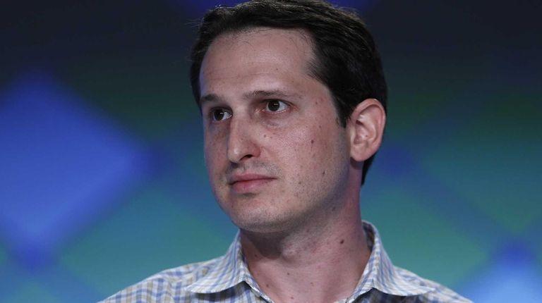 Jason Robins, CEO of DraftKings website, speaks on