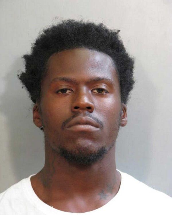 Pierre Kerlegrand, 22, of New Cassel, was arrested