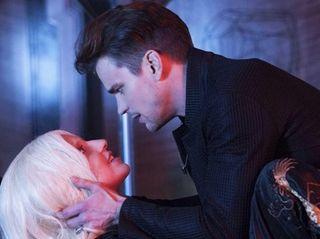 Lady Gaga as the Countess and Matt Bomer