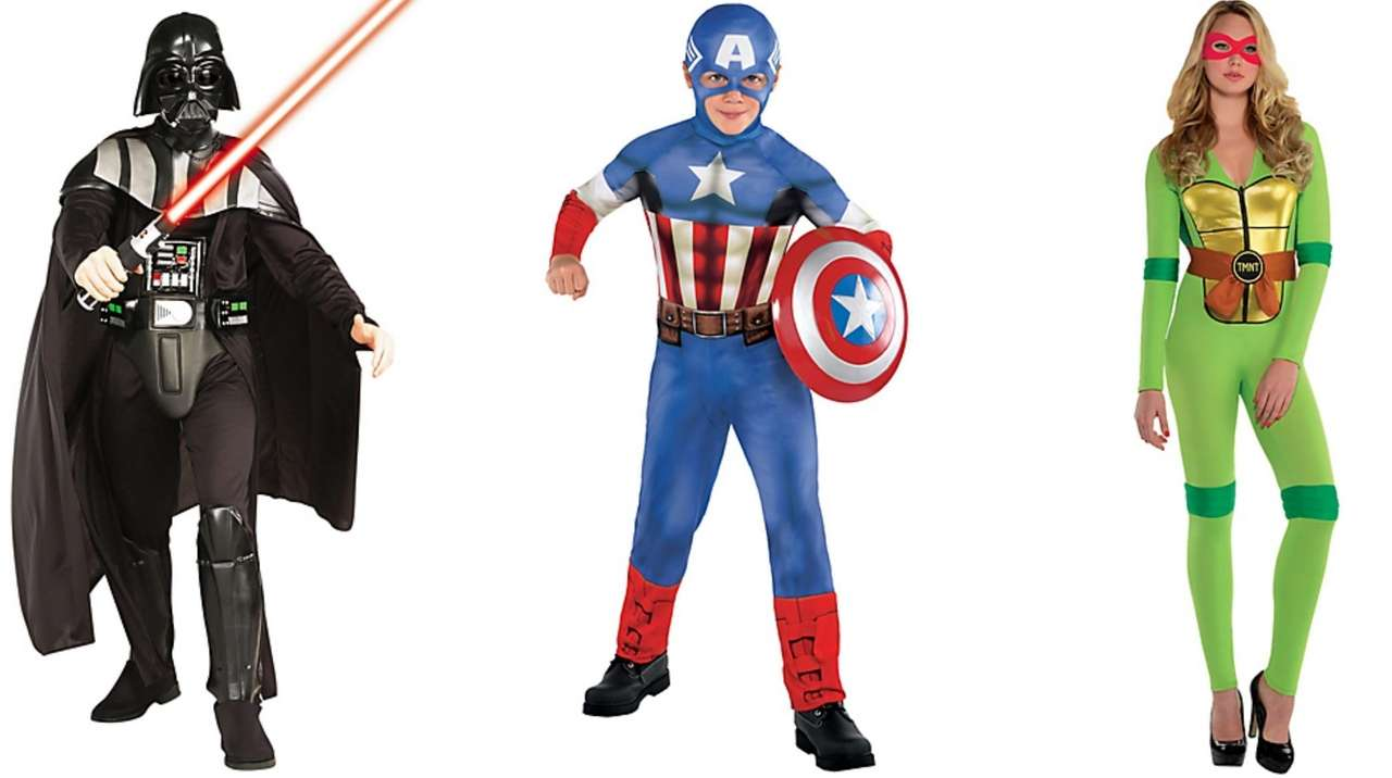 Halloween costume stores on Long Island | Newsday