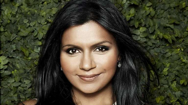 Mindy Kaling, author of