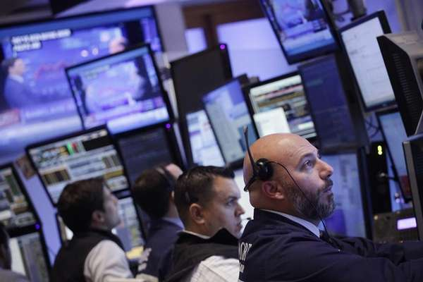 Stock prices were mixed Tuesday, Oct. 6, 2015,