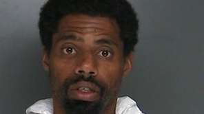 Courtland Bonalde, 35, a homeless man, was charged