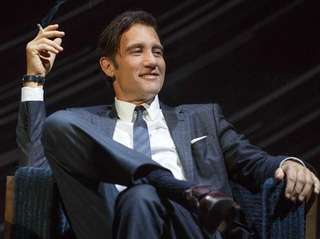 Clive Owen makes his Broadway debut in