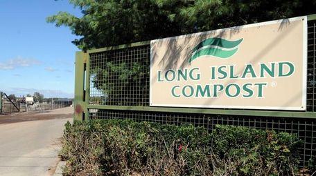 Long Island Compost, located at 445 Horseblock Road