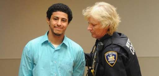 Brandon Davis, was sentenced Tuesday, Oct. 6, 2015,