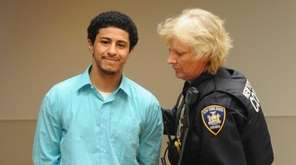 Brandon Davis, was sentenced Tuesday, Oct. 6, 2015,