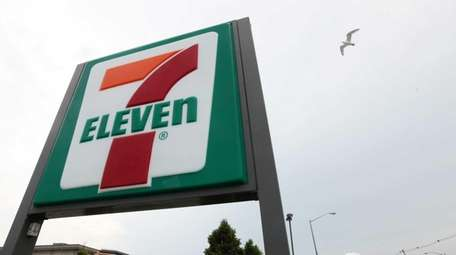 An undated photo shows a 7-Eleven sign.