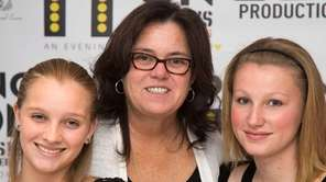 Rosie O'Donnell's spokeswoman says an interview the comedian's