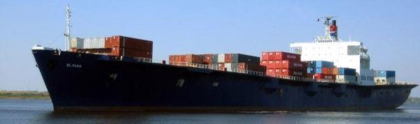 The cargo ship El Faro in an undated