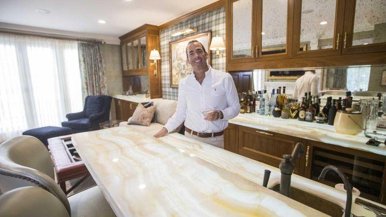 Keith Baltimore, interior designer of the Baltimore Design