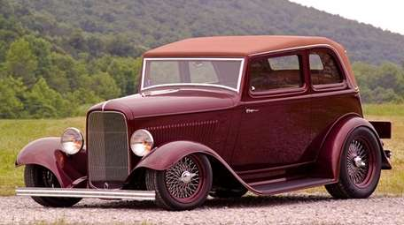 This 1932 Ford B400