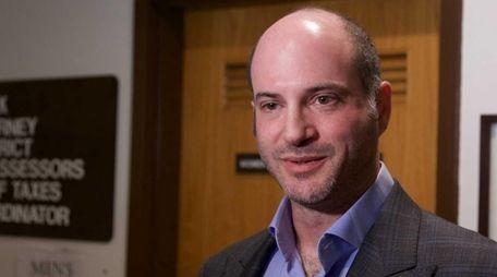 Daniel Preston of Luminati Aerospace talks to members