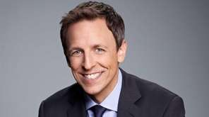 Comedian Seth Meyers will be appear at Tilles