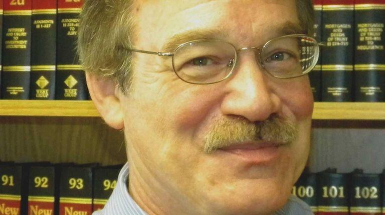 James Seegert of Little Neck has been hired